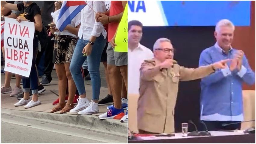 Vergonzoso artículo de la prensa oficialista en Cuba demuestra porque con la dictadura no puede haber diálogo posible