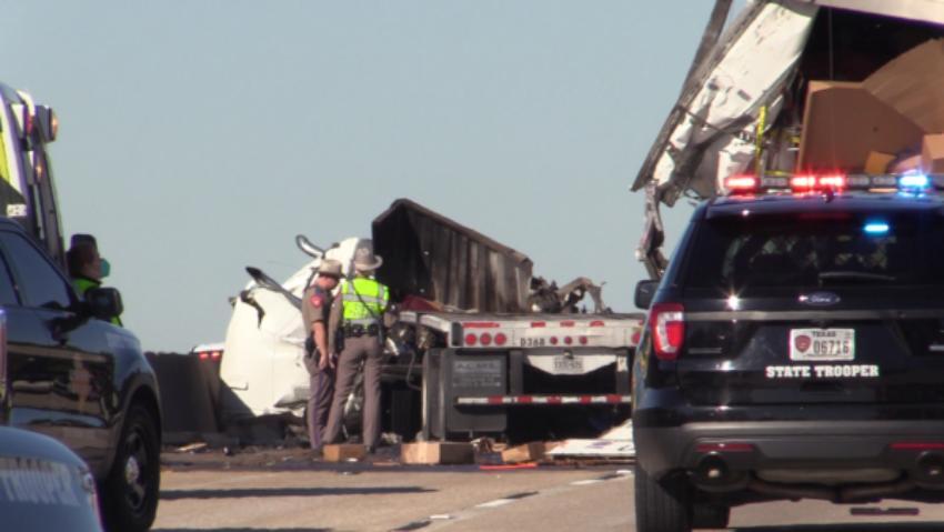 Fallece un camionero cubano de 35 años en accidente en la carretera en Texas