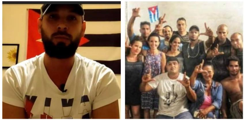 """Cubano al MSI: """"Esa llama que ustedes despertaron va a crecer, va a ser el incendio de la libertad"""""""