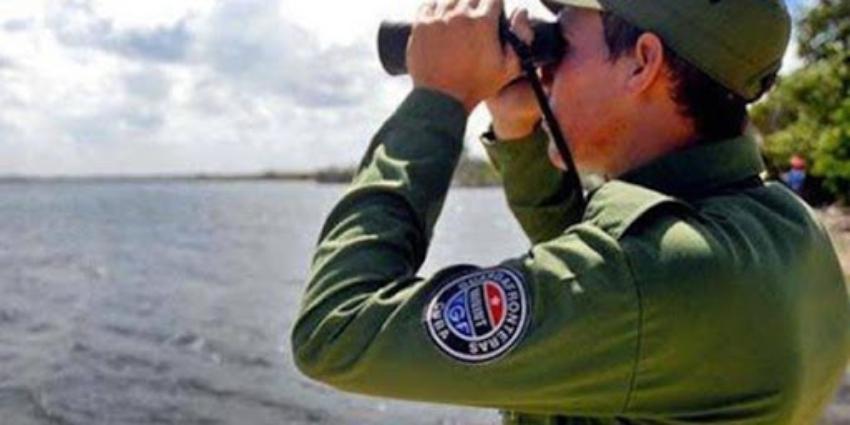 Cinco embarcaciones vacías en costas cubanas han sido halladas este año por los Guardafronteras