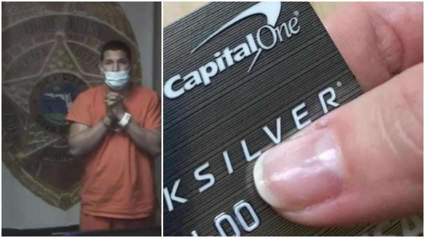 Cubano de Miami es acusado de comprar gasolina con tarjetas de crédito falsas en gasolinera de Hialeah