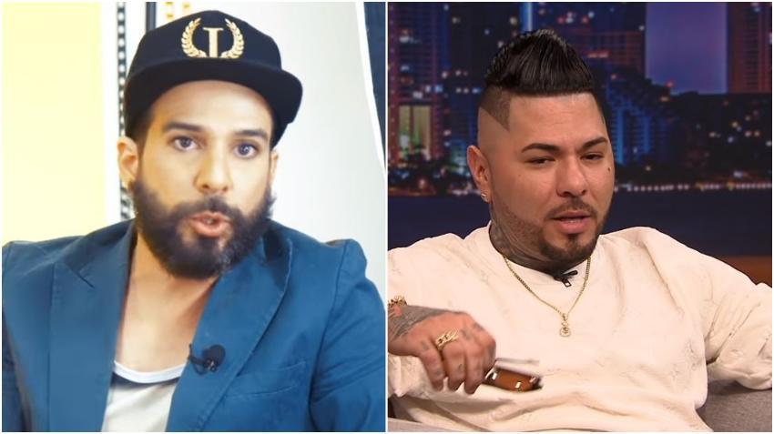 Presentador cubano Alex Otaola denuncia que el reguetonero cubano El Chacal se presentó en Cuba en la Marina Hemingway sancionada por Estados Unidos