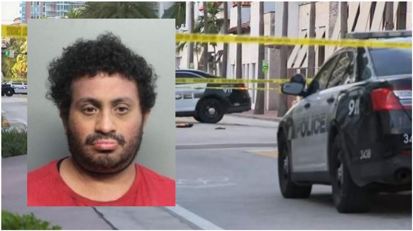 Arrestado hombre de Miami Beach por asesinar a su propia madre con un cuchillo
