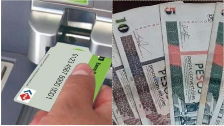Cajeros automáticos del Banco Metropolitano cubano dejarán de dispensar CUC a partir de hoy