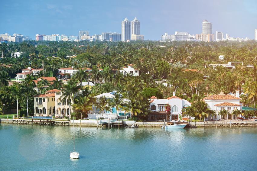 Se duplica en noviembre la venta de casas de lujo en Miami