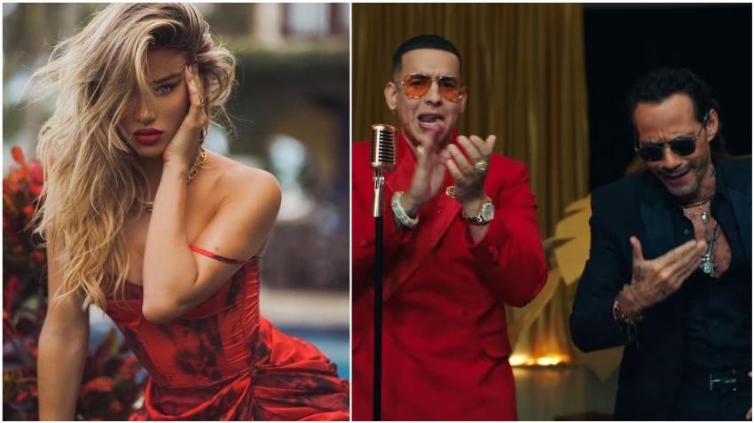 """Modelo de Miami de origen cubano protagonista en el videoclip de Daddy Yankee y Marc Anthony """"De Vuelta Pa' La Vuelta"""""""