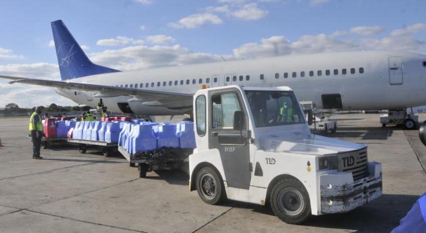 El IPK de La Habana recibe material médico enviado desde Miami