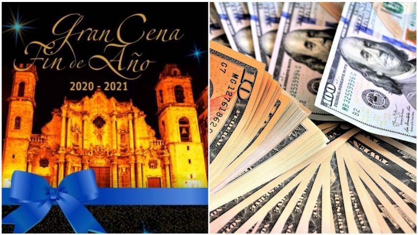 Corporación CIMEX pide a los cubanos en el exterior que le paguen una cena de fin de año a sus familiares en Cuba