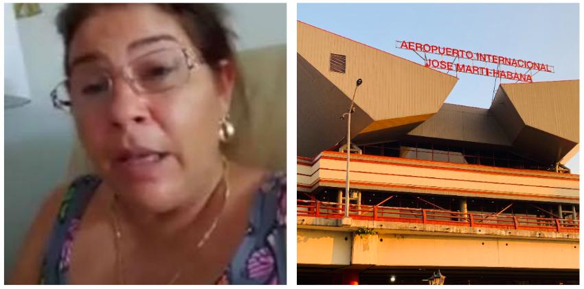 Cubana de Miami que viajó a la Isla tras la reapertura advierte que el gobierno la amenazó con elevadas multas por violar medidas impuestas por el Covid-19