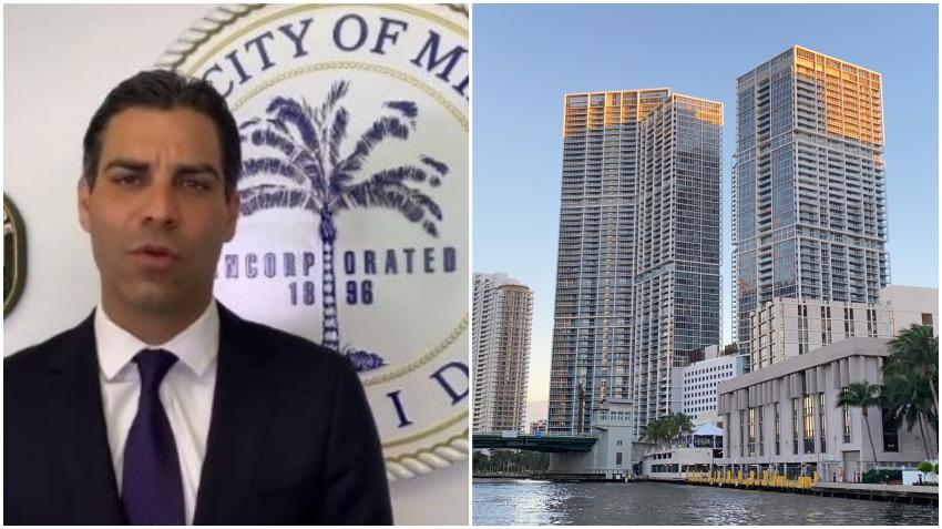 Alcalde de Miami Francis Suárez hace viral promoción para atraer a grandes compañías de tecnología a mudarse a la ciudad