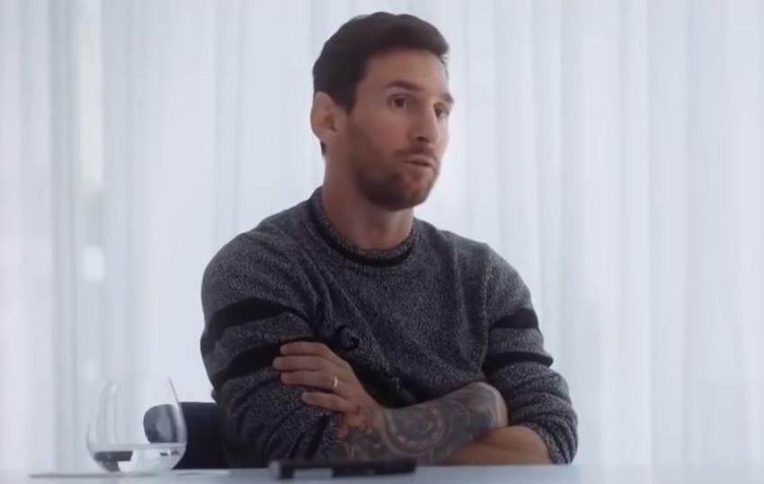 Futbolista Lionel Messi asegura que es su deseo jugar y vivir en Estados Unidos