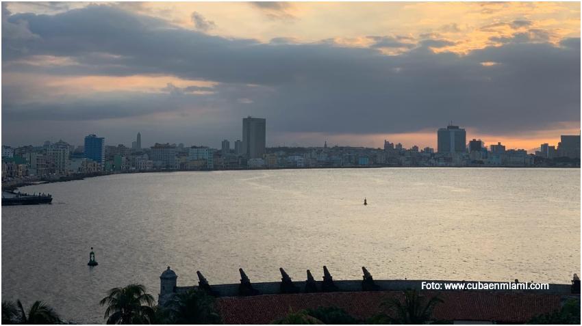 El occidente de Cuba también sufre del frío en esta navidad