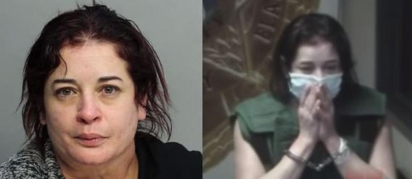 Madre cubana de Miami es acusada de agredir sexualmente a adolescente de 15 años, amigo de sus hijos