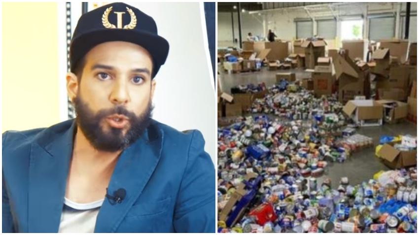 Alex Otaola alerta que el régimen podría vender la ayuda humanitaria robada en las tiendas en MLC