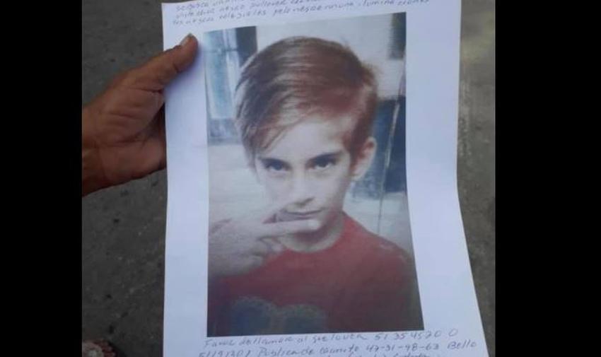 Buscan con desesperación en La Habana a un niño de 14 años desaparecido hace varios días