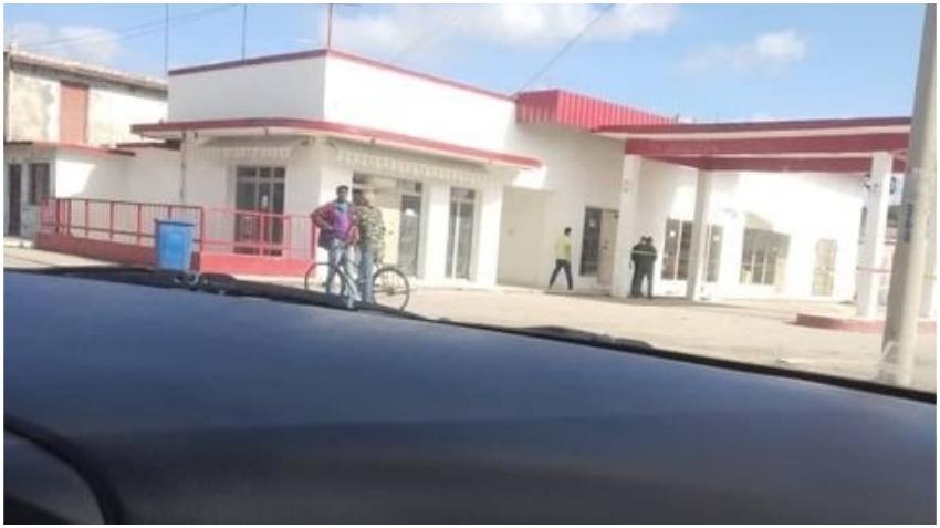 Lanzan piedras contra tienda en MLC en Cuba; esta vez en Sagua la Grande