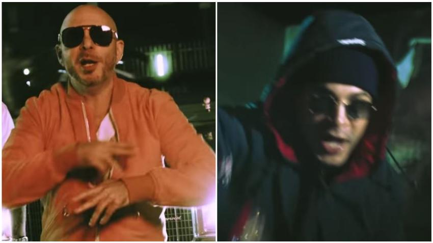 Pitbull en su nuevo tema junto a Yomil arremete contra raperos y reguetoneros que pasan el tiempo hablando en redes sociales
