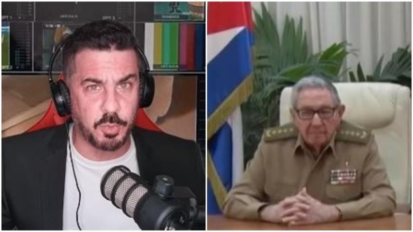 Actor cubano Roberto San Martín muestra su versión de cómo se vivió detrás de cámaras la inmovilidad de Raúl Castro