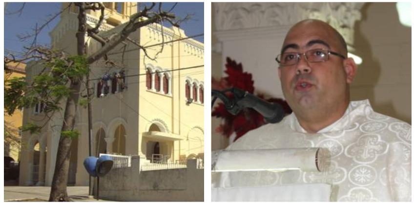 """""""Nuestras calles son de todos, de todos los que nacimos aquí, estemos o no"""", palabras de un sacerdote cubano en la homilía de Navidad"""