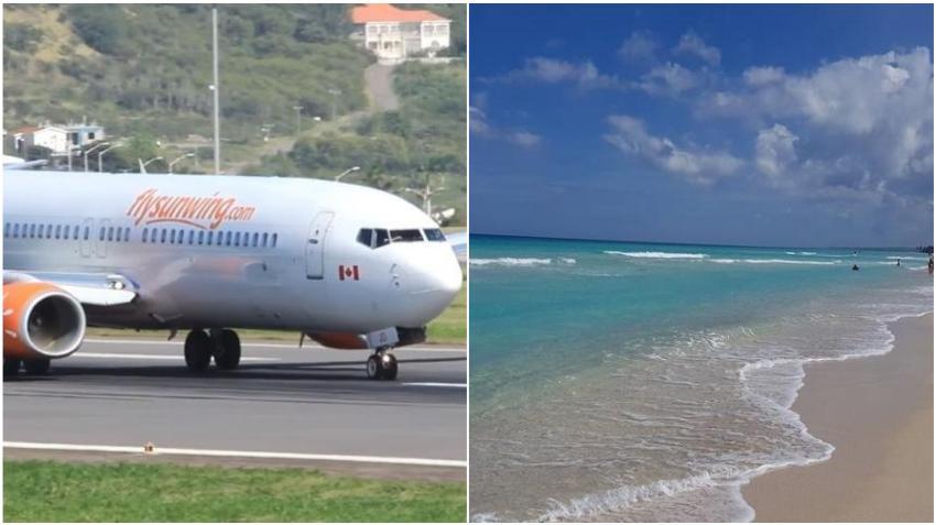 Aerolínea canadiense Sunwing retoma sus vuelos semanales a Varadero