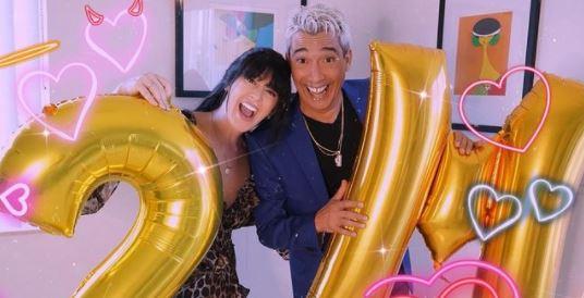 Actores cubanos Yubran Luna e Imaray Ulloa celebran los 2 millones de seguidores en su canal Ni Luna Ni Miel