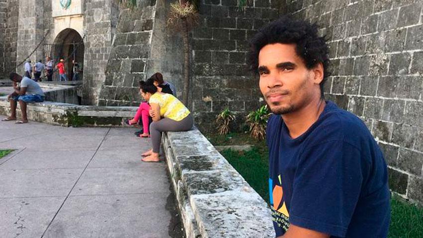 Embajador británico en Cuba se pronuncia, haciendo clara alusión al caso de Otero Alcántara