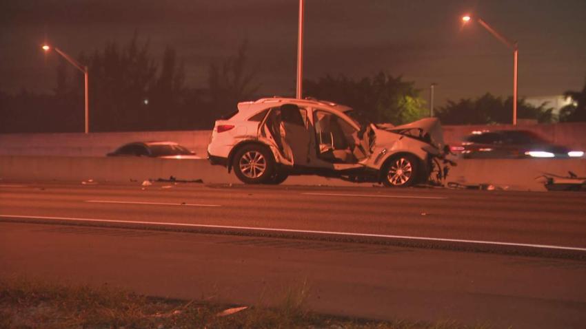 Cierran todos los carriles al sur de la I-75 debido a accidente fatal