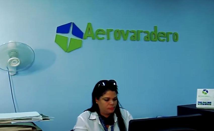 Aerovaradero asegura que no ha modificado sus tarifas de carga no comercial a Cuba