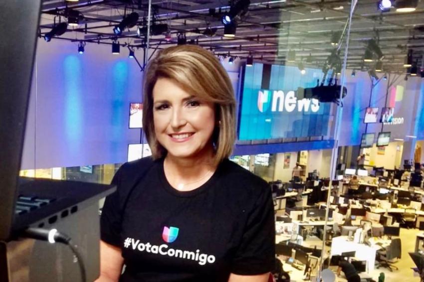 Cadena Univisión despide a la presentadora cubana Alina Mayo Azze