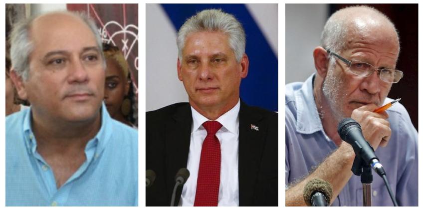 Más de 4.000 firmas tiene una petición en internet exigiendo la renuncia de Alpidio Alonso, Fernando Rojas y Díaz-Canel