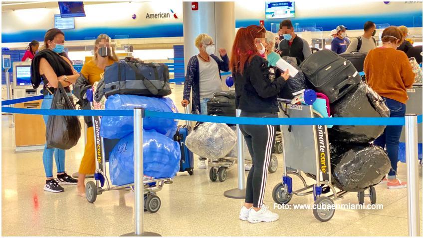 La reducción de vuelos a Cuba desde Estados Unidos es drástica; algunas aerolíneas tendrán un 90% menos de vuelos
