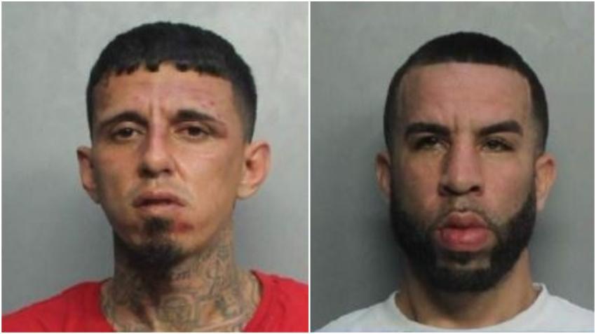 Dos hombres de Hialeah son acusados de brutal golpiza a una pareja para robar en su casa