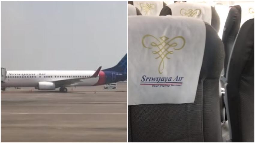 Avión de Sriwijaya Air se encuentra desaparecido tras despegar de Yakarta, Indonesia