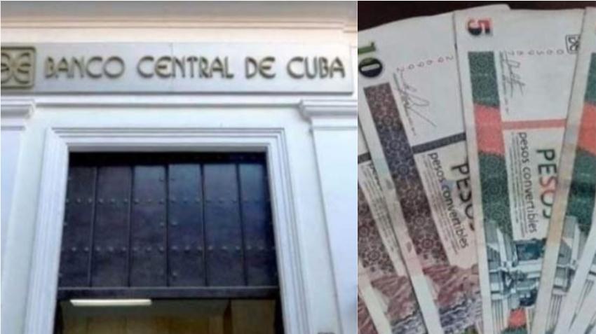 Algunos cubanos amanecen con millones de CUC en sus cuentas por un error bancario