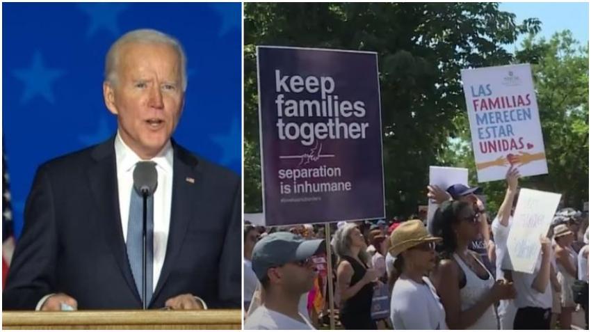 Biden buscará priorizar el estatus legal de millones de inmigrantes indocumentados; según informes