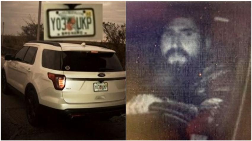 Buscan en el sur de la Florida a un hombre que secuestró y violó a una trabajadora de la salud en un estacionamiento