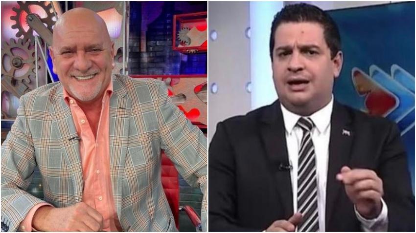 Presentador cubano Carlos Otero arremete contra Humberto López, vocero de la dictadura en Cuba