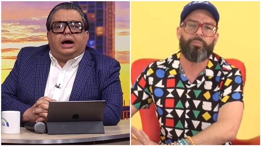 Carlucho arremete contra Otaola después de que el presentador cubano mostrará una foto suya con Hectico PMM