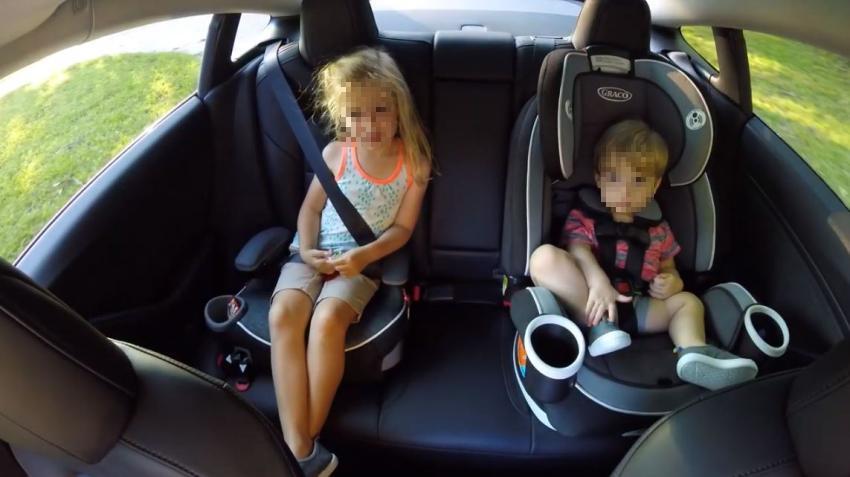 Presentan proyecto de ley en Florida para aumentar la edad de los niños para usar asientos de seguridad en los vehículos