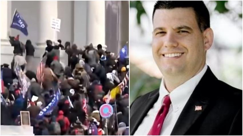 Cubanoamericano de Miami miembro de Proud Boys arrestado por estar vinculado al asalto al Capitolio de Estados Unidos