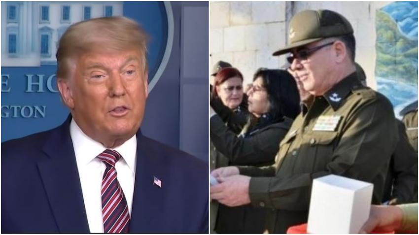 Administración Trump sanciona al MININT y al ministro Lázaro Álvarez Casas