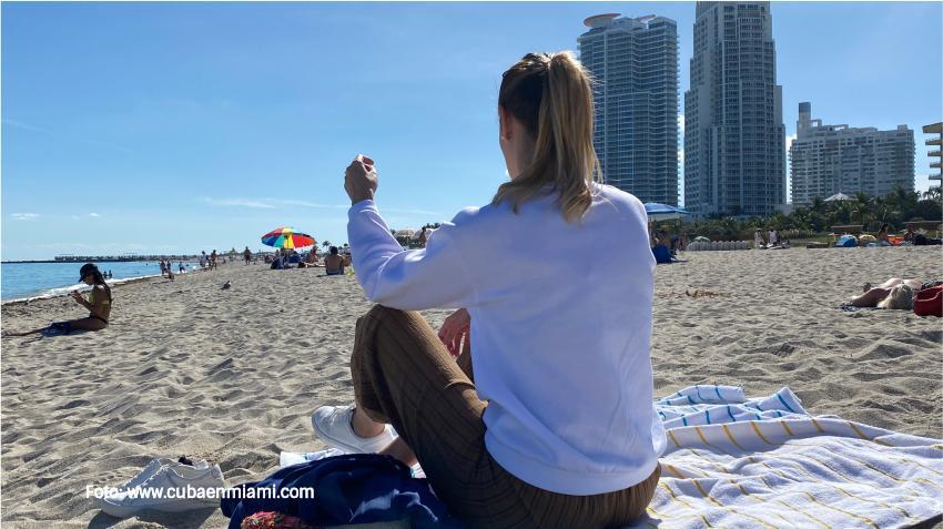 Regresan las temperaturas bajas a Miami
