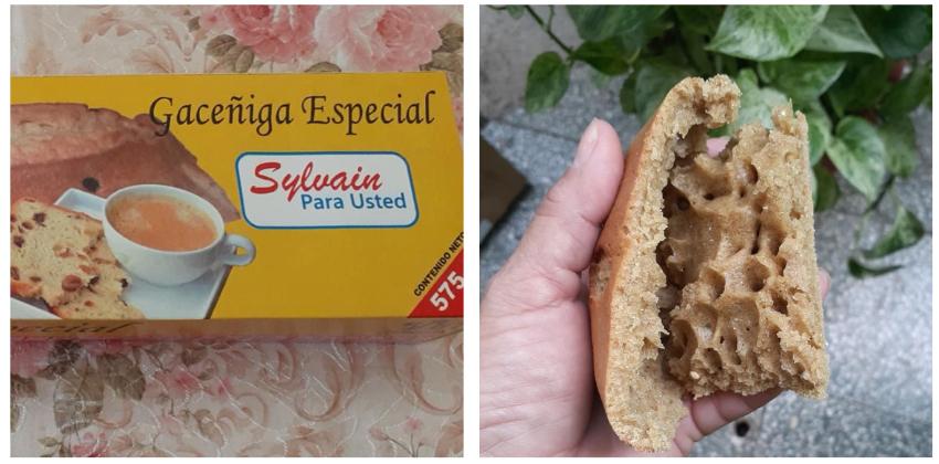 """Venden gaceñiga """"media cruda y con mal olor"""" en un Sylvain en La Lisa"""
