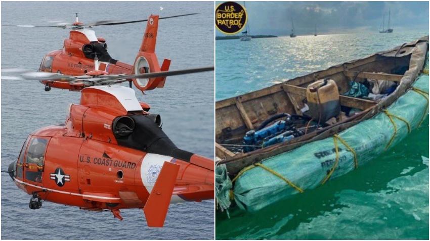 Patrulla Fronteriza de Estados Unidos detiene a 7 balseros cubanos que naufragaron cerca de los Cayos de la Florida