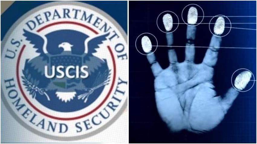 USCIS anuncia que podría no tomar las huellas de algunos aplicantes que esperan para completar sus trámites migratorios