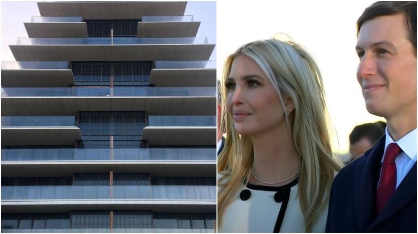 Ivanka Trump y Jared Kushner rentan lujoso condo en Miami