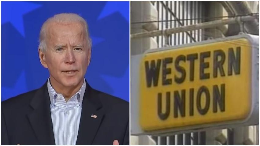 Western Union tiene esperanza de poder reanudar sus operaciones en Cuba con la nueva administración Biden
