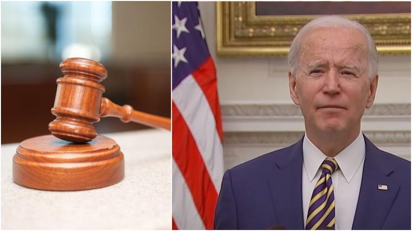 Juez Federal bloquea temporalmente orden del presidente Biden que bloquea las deportaciones por 100 días