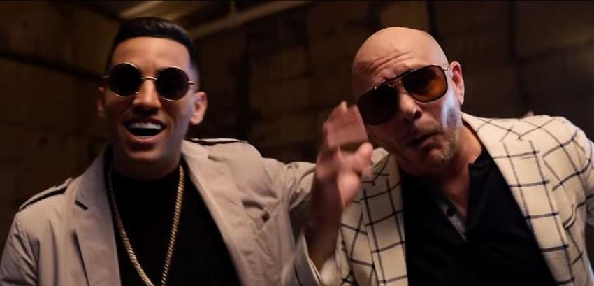 "Pitbull y Lenier Mesa estrenan el video del tema ""Cantare"""