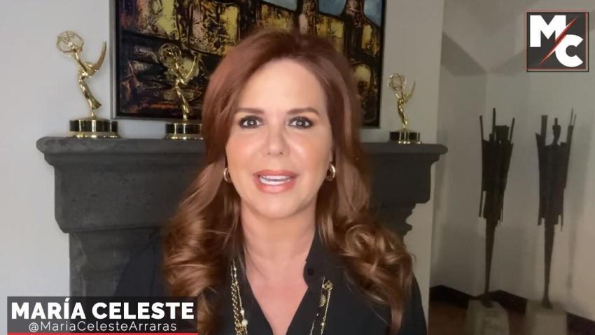 Sale a la luz a cuánto asciende la fortuna de la presentadora María Celeste